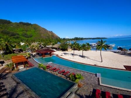 Moorea Intercontinental Tahitian Honeymoon Package